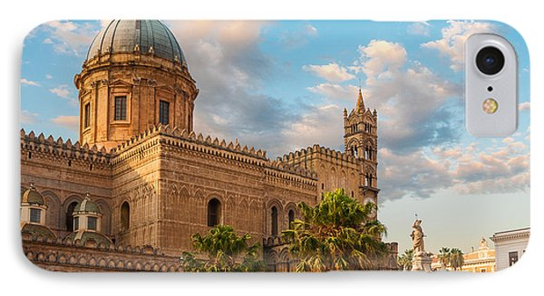 Palermo Cathedral IPhone Case