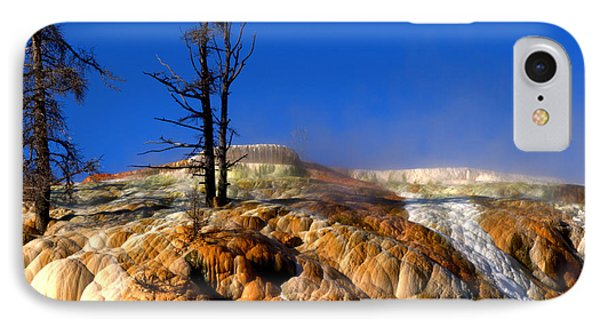 Palette Spring Steam IPhone Case by Brian Harig