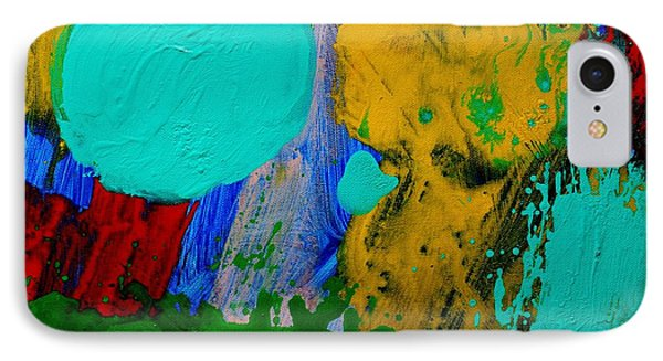 Palimpsest IIi IPhone Case by John  Nolan