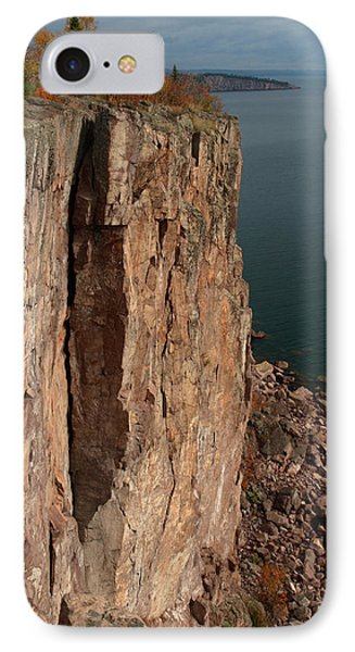 IPhone Case featuring the photograph Palisade Depths by James Peterson