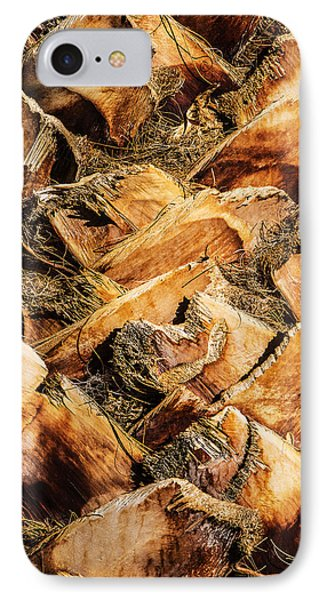 Palm Bark IPhone Case by  Onyonet  Photo Studios