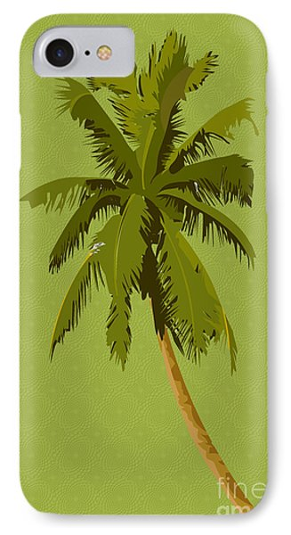 Palm Breeze IPhone Case