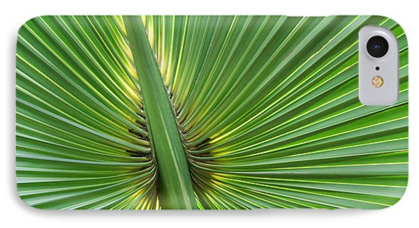 IPhone Case featuring the photograph Palm Love by Roselynne Broussard