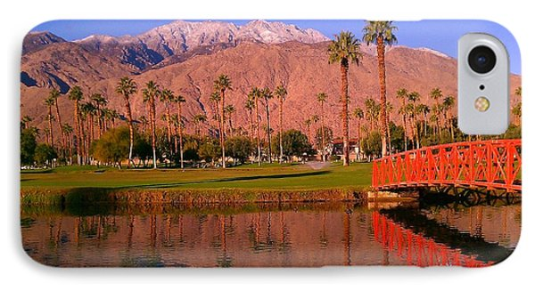Palm Springs IPhone Case by Chris Tarpening