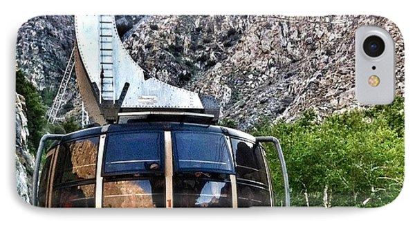 Palm Springs Tram 2 IPhone Case