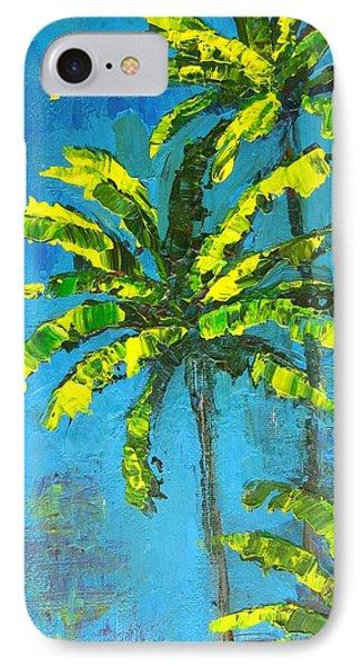 Palm Trees Phone Case by Patricia Awapara