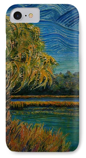 Palmetto State IPhone Case by Dorothy Allston Rogers