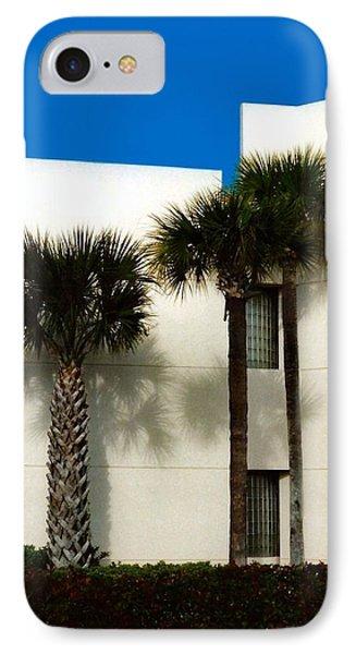 Palms Phone Case by Bruce Lennon