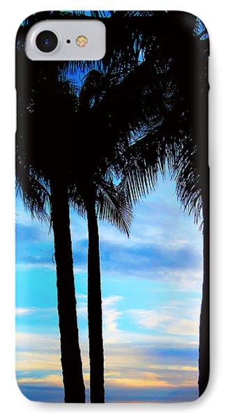 IPhone Case featuring the photograph Palms by Kara  Stewart