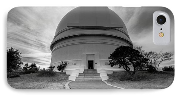 IPhone Case featuring the photograph Palomar Observatory by Robert  Aycock