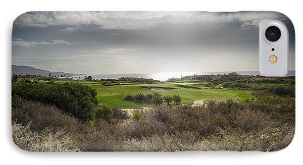IPhone Case featuring the photograph Palos Verdes Landscape by Joseph Hollingsworth