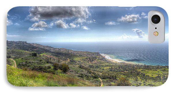 Palos Verdes Peninsula Hdr Phone Case by Heidi Smith
