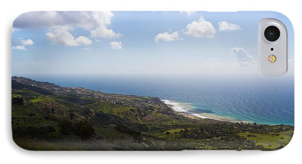 Palos Verdes Peninsula Phone Case by Heidi Smith