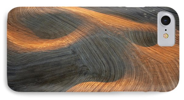 Palouse Contours I IPhone Case by Latah Trail Foundation