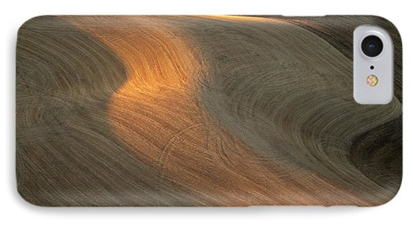 Palouse Contours II IPhone Case by Latah Trail Foundation
