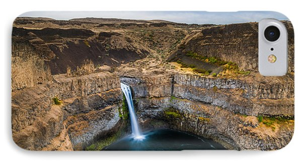 Palouse Falls IPhone Case by Chris McKenna
