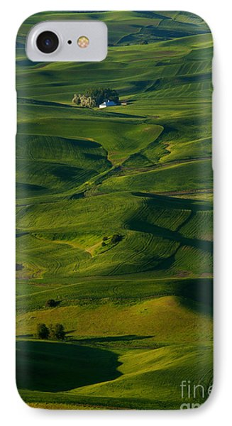Palouse Green IPhone Case