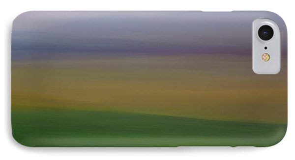 Palouse Impression IPhone Case by Latah Trail Foundation