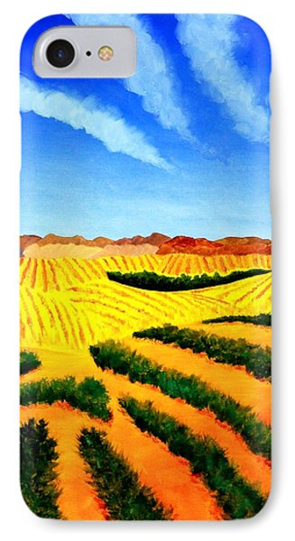 Palouse IPhone Case by Thomas Gronowski