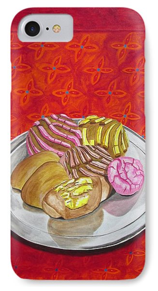Pan Dulce II IPhone Case by Manny Chapa