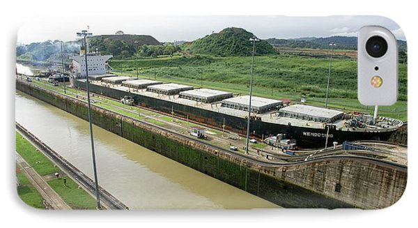Panama Canal IPhone Case