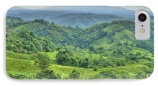 Panama Landscape Phone Case by Heiko Koehrer-Wagner