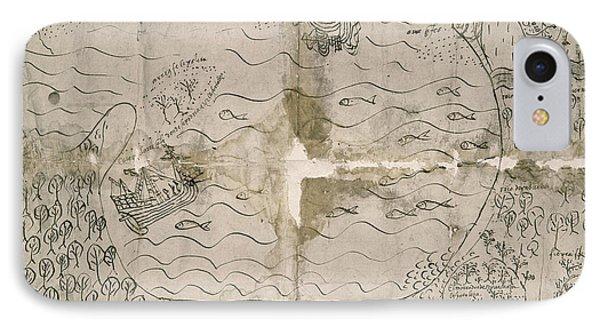Panama Settlement, 1541 IPhone Case by Granger