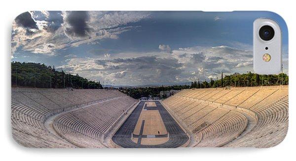 IPhone Case featuring the photograph Panathenaic Stadium by Micah Goff