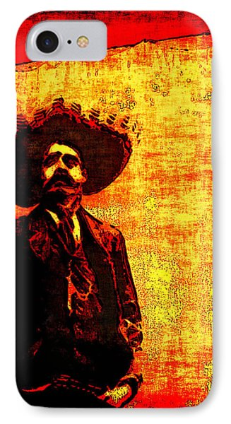 Pancho Villa IPhone Case by Joan  Minchak