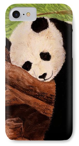 Panda IPhone Case by Anastasiya Malakhova