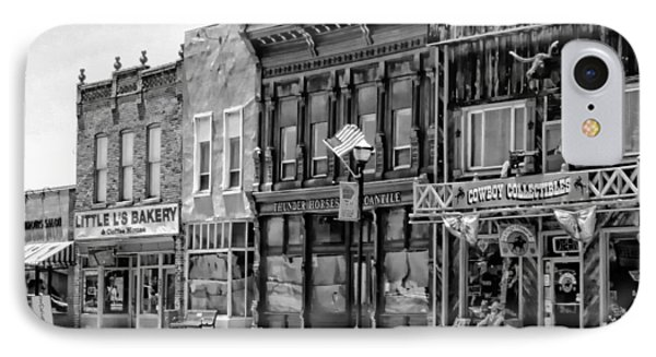 IPhone Case featuring the photograph Panguitch Utah by Kathy Churchman