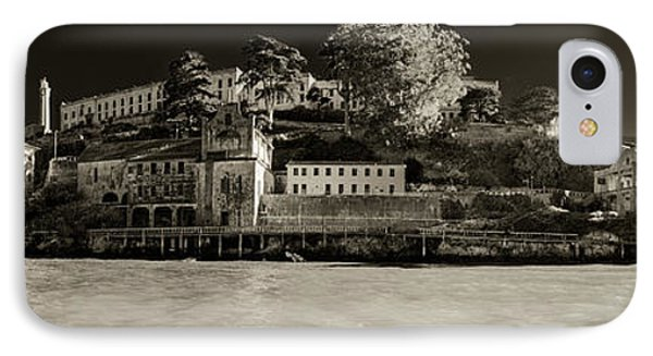 Panorama Alcatraz Up Close IPhone Case by Scott Campbell