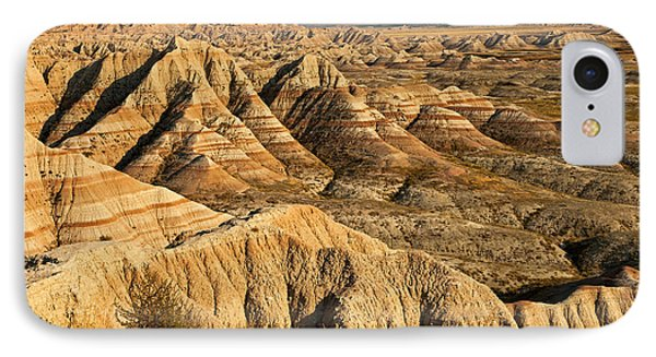 Panorama Point Badlands National Park IPhone Case