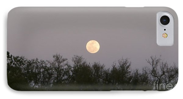 Panoramic New Orleans Moon Rising Phone Case by Joseph Baril