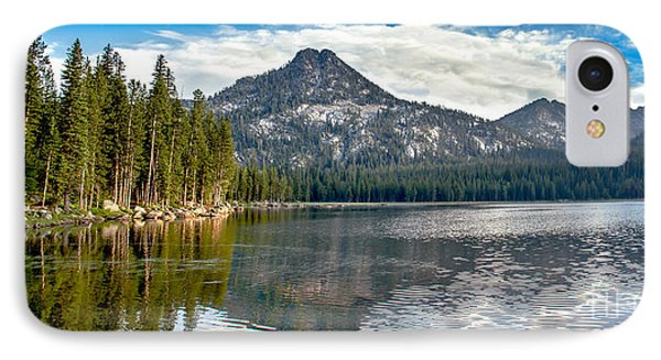 Panoramic View Of Anthony Lake IPhone Case
