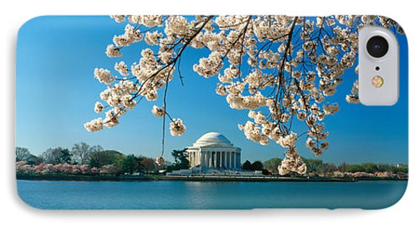 Panoramic View Of Jefferson Memorial IPhone 7 Case