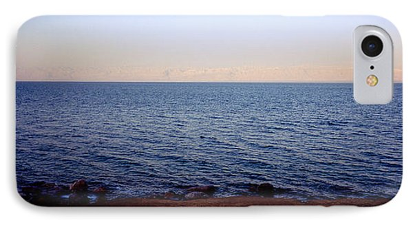 Panoramic View Of The Sea, Dead Sea IPhone Case