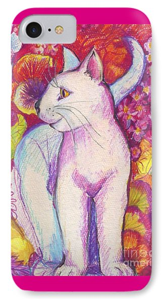 Pansy The Cat IPhone Case
