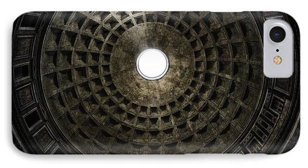 Pantheon Oculus Phone Case by Joan Carroll