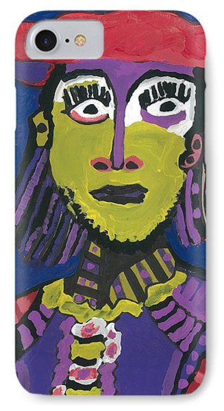 IPhone Case featuring the painting Papal Guard by Don Koester