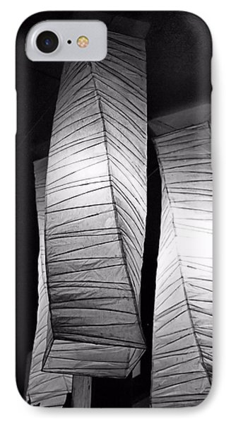 Paper Lampshades Phone Case by Bob Wall