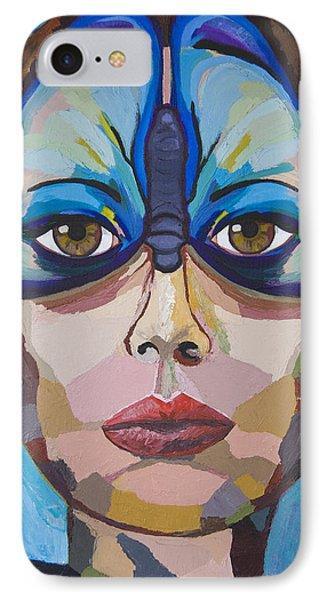 Papillon IPhone Case