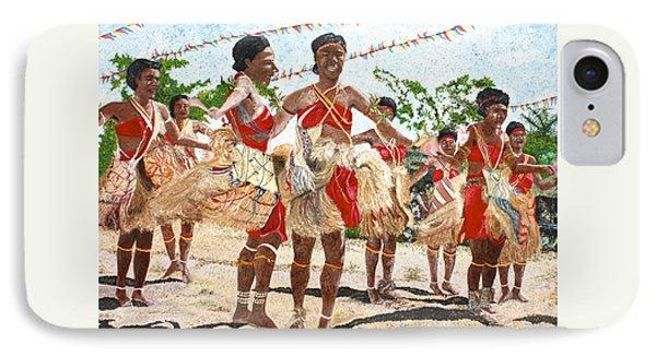 Papua New Guinea Cultural Show IPhone Case