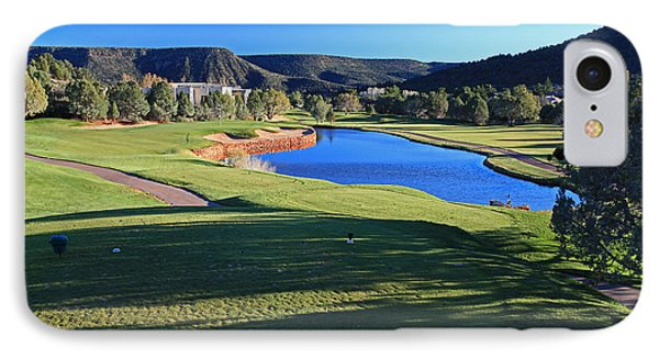 Par 3 In Paradise IPhone Case by Gary Kaylor