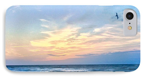 Paraclete At Sunrise  IPhone Case by Mary Ward