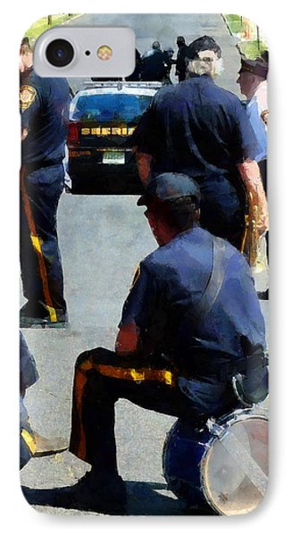 Parade Rest Phone Case by Susan Savad