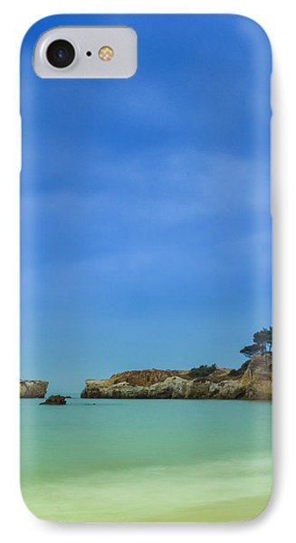 Paradise Beach Phone Case by Marco Oliveira