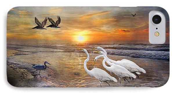 Paradise Dreamland  IPhone Case by Betsy Knapp