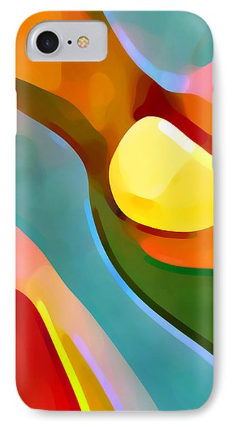 Paradise Found 7 Phone Case by Amy Vangsgard