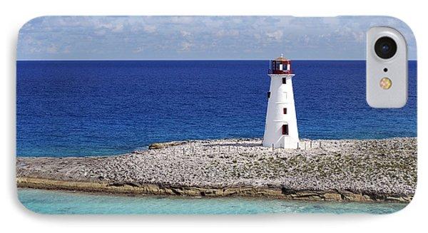 Paradise Lighthouse IPhone Case